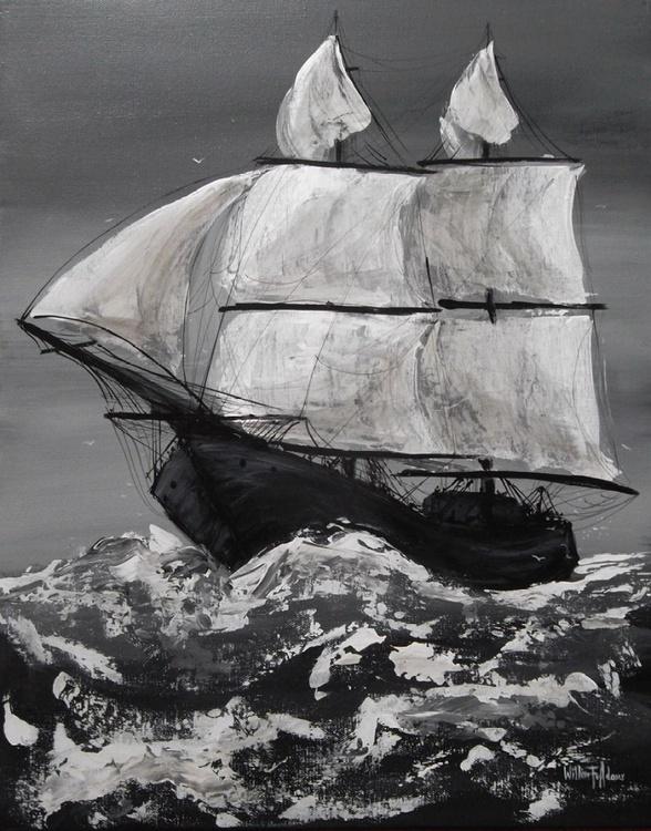 Sea Shadow - Image 0