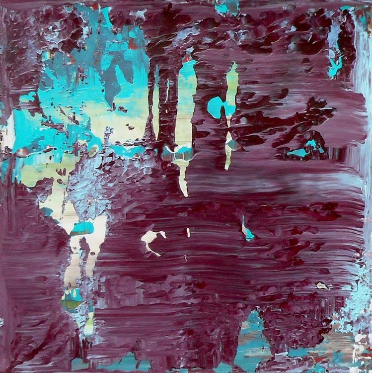 "Mardi Gras - 6x6"" - GIFT SIZE - Image 0"