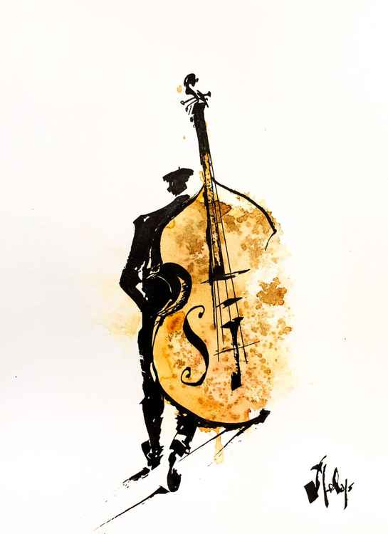 The cello -