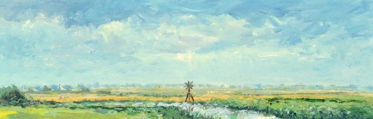 Polderlandscape Noord-Holland 2 - Image 0