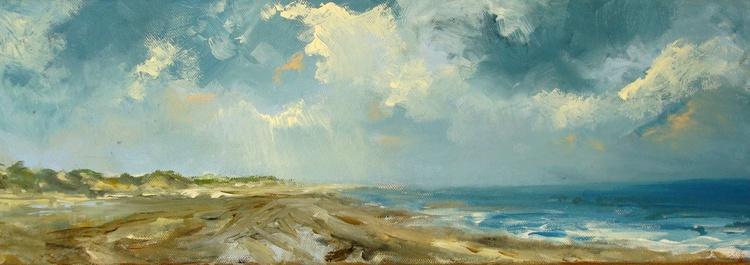 Beach of Vrouwenpolder - Image 0