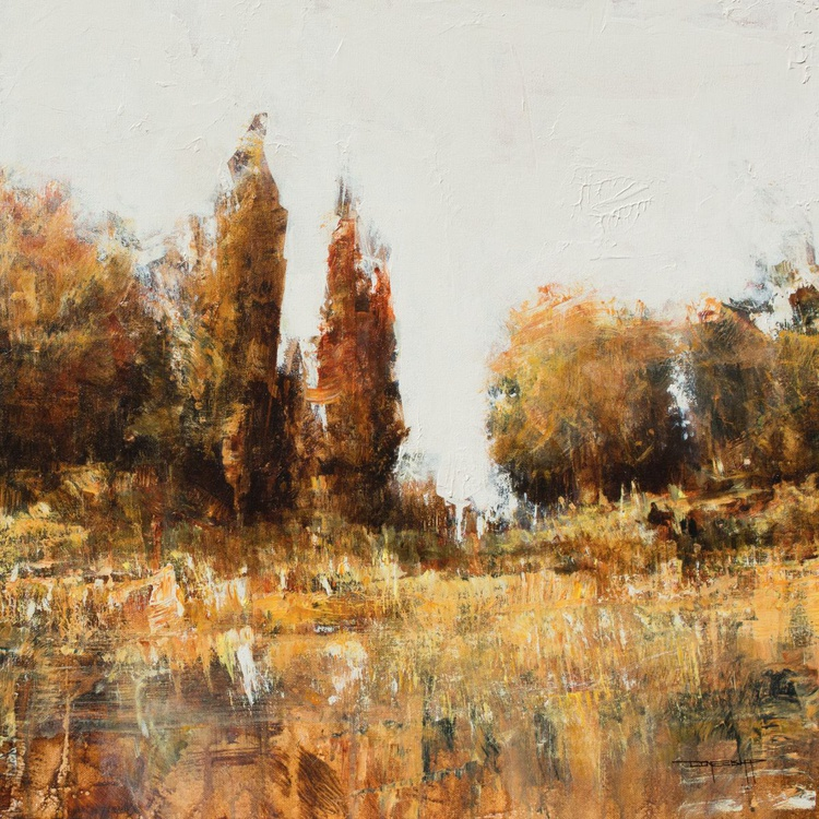 Warming Trend 24x24 inches - Image 0