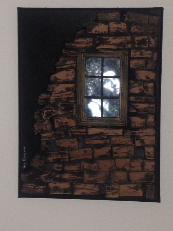 Wall, Window and Woman - Image 0