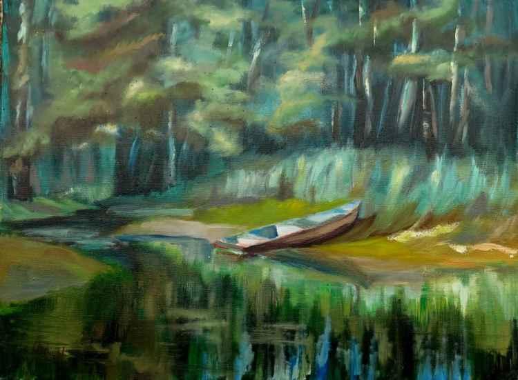 Red Canoe -