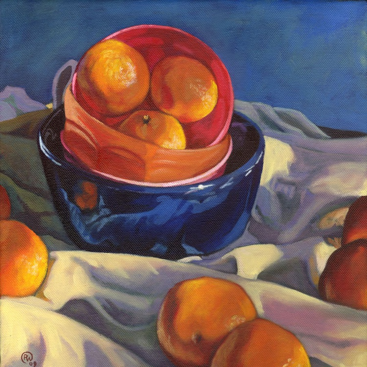 Nine Clementines - Image 0