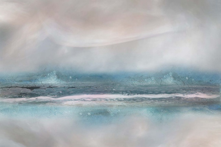 LANDS END ---  Detailed Ethereal Abstract Landscape - Image 0