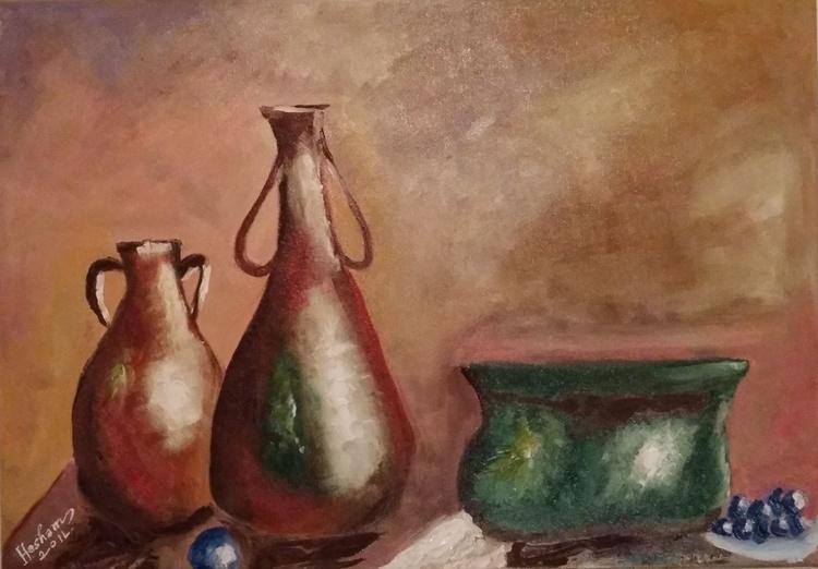 Old Vases - Image 0