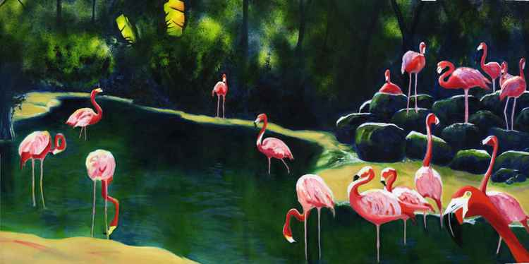 Flamingo Haven