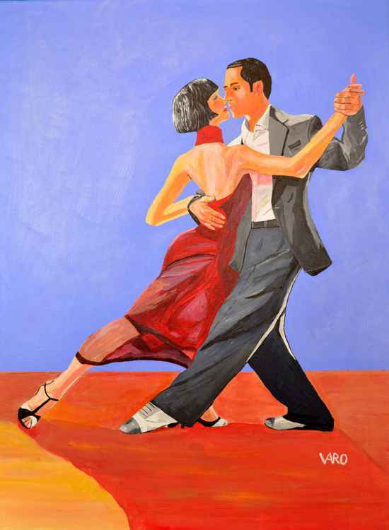 Lovers Dancing -
