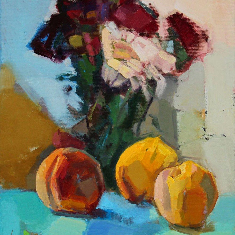 Peaches by Taron Khachatryan
