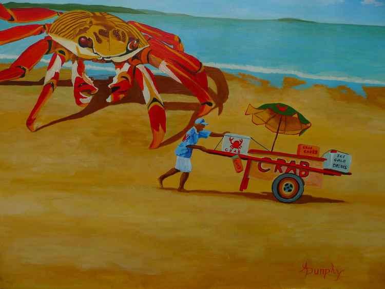 Crab Food -