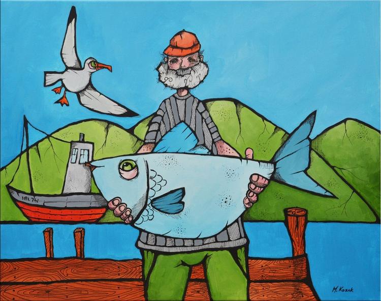 Fisherman - Image 0