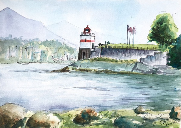 Lighthouse at Stanley Park - Image 0