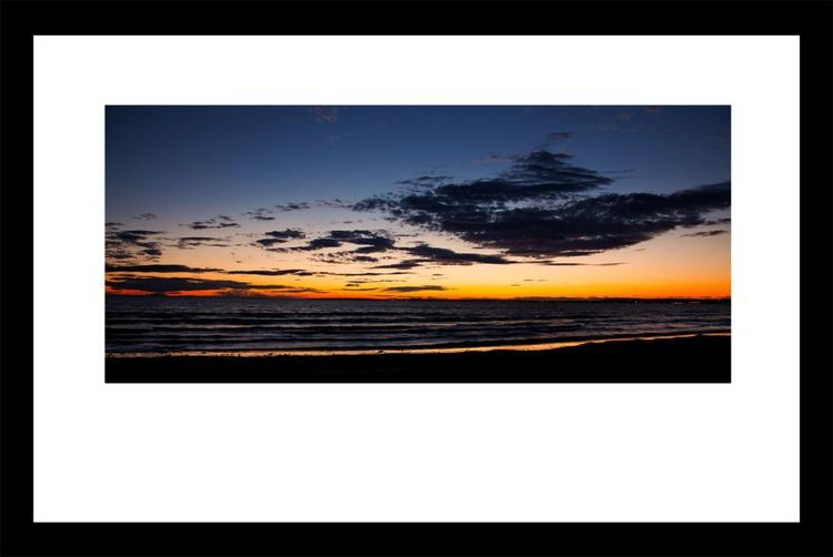 Mediterranean Sunset, Montpellier - Number 1 - Image 0