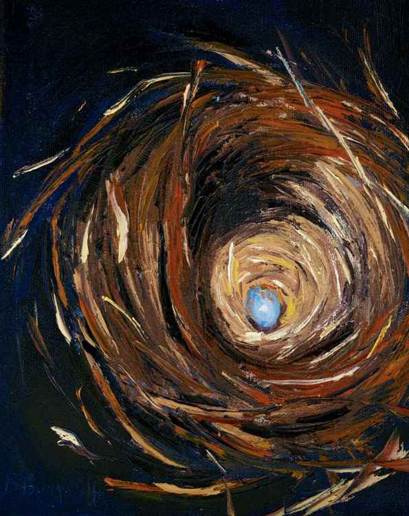 My nest -