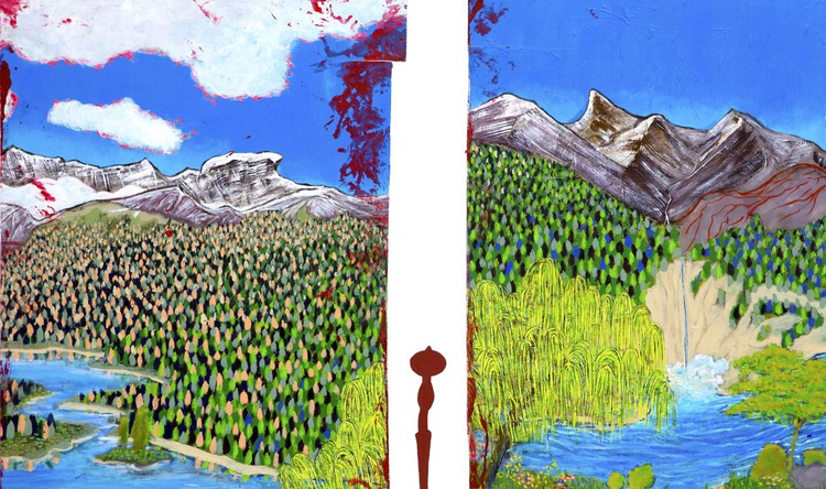 Broken Earth IX - Maple Bud Spring - Image 0