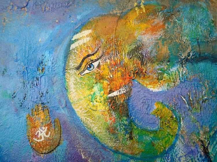 God Ganesha II -