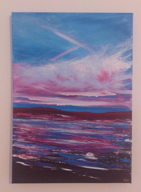 Seascape - Blushing Dawn - Image 0