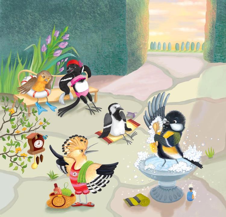 Birds feathers - Image 0