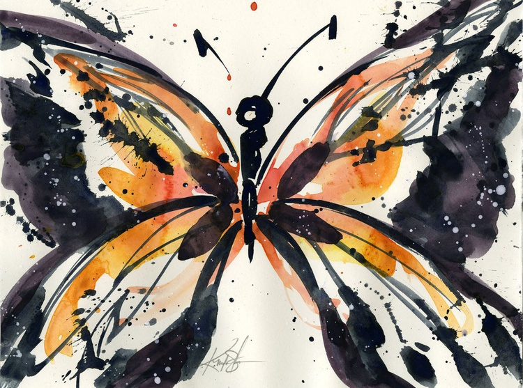 Butterfly Magic No. 10 - Image 0