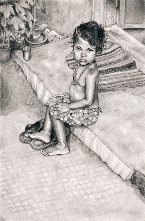 Little boy in Varkala - Image 0