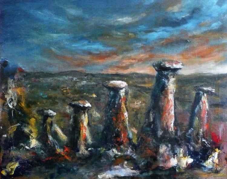 The Meerkats of Cappadocia