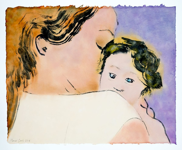 Mother and son - Image 0