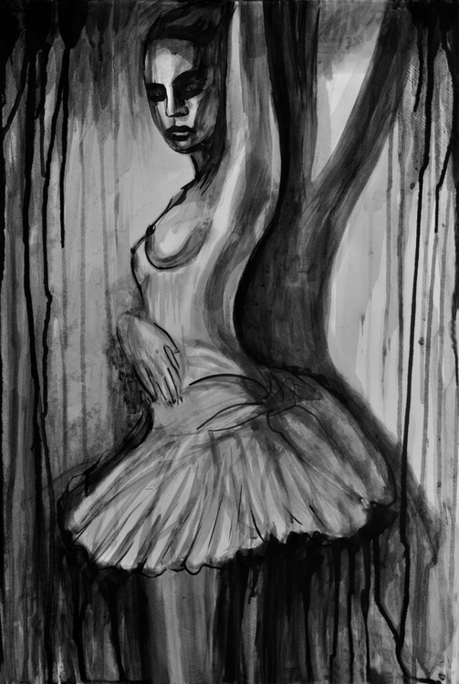 Dancing in the Shadow - Image 0