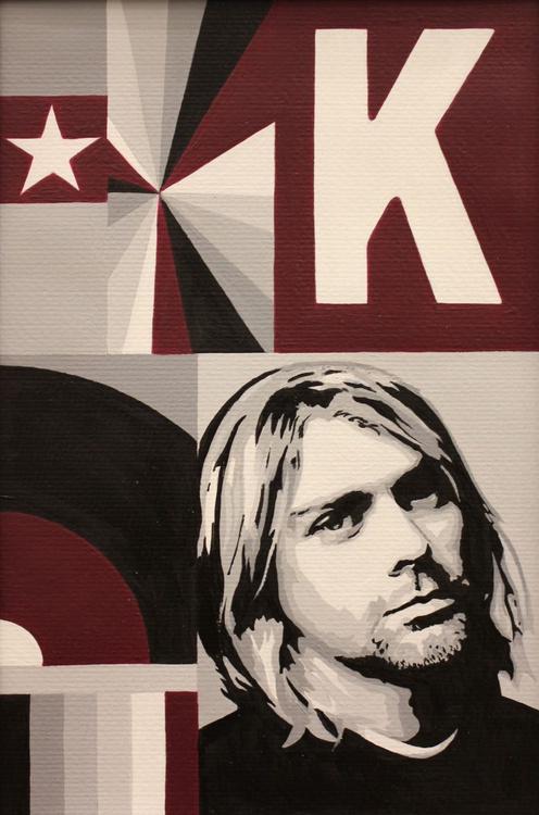 Lithium, a portrait of Kurt Cobain - Image 0