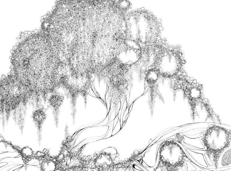 Tree of circles - Image 0