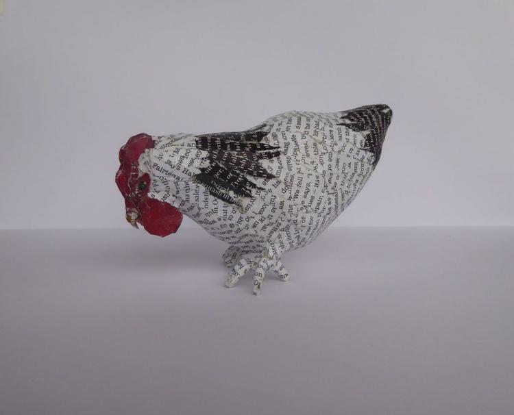 Light Sussex Chicken - Image 0
