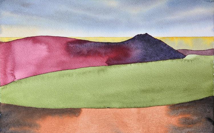 Mynydd Carningli No. 15 - Image 0