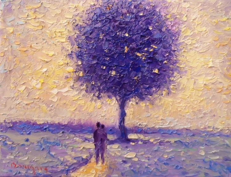 purple tree..... - Image 0