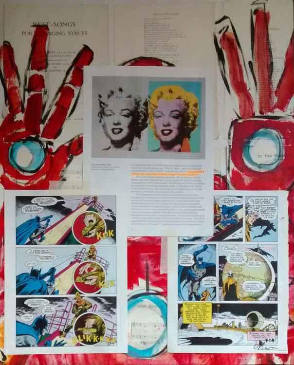 Marilyn & Ironman.