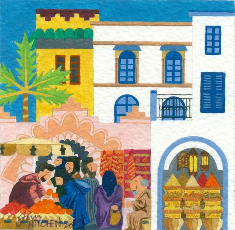 Fez, Morocco -