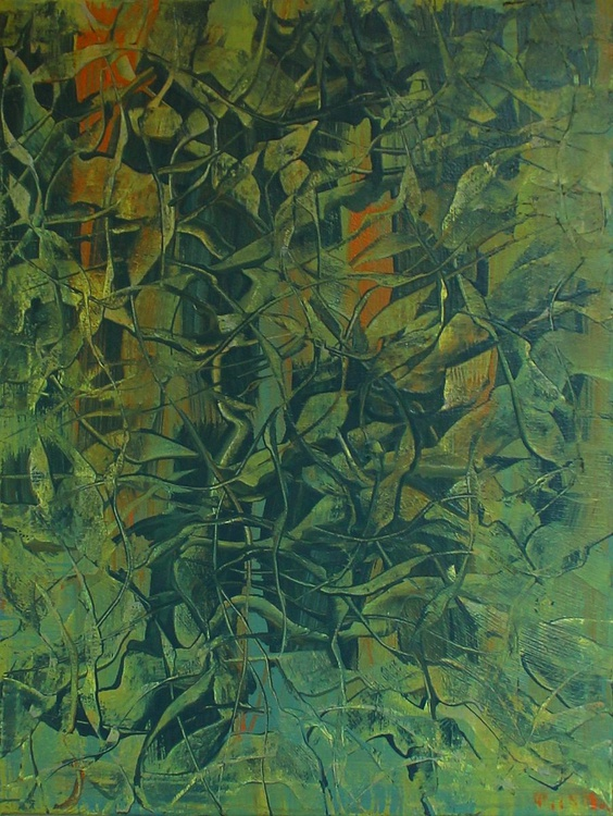 """A NIGHT AT VINES - 18"""" x 24"""" - Image 0"""