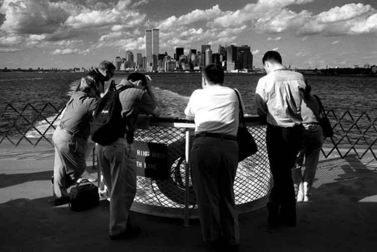 Pre- 9-11 New York -