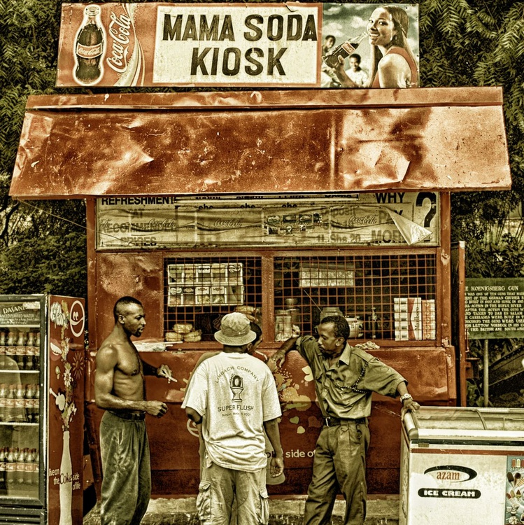 Mama Soda Kiosk - Image 0