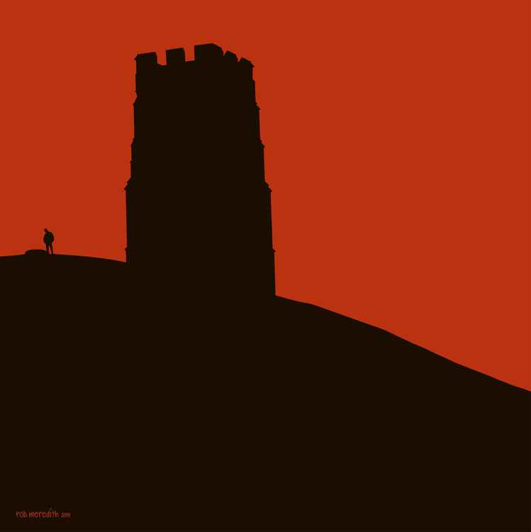 Glastonbury Tor -