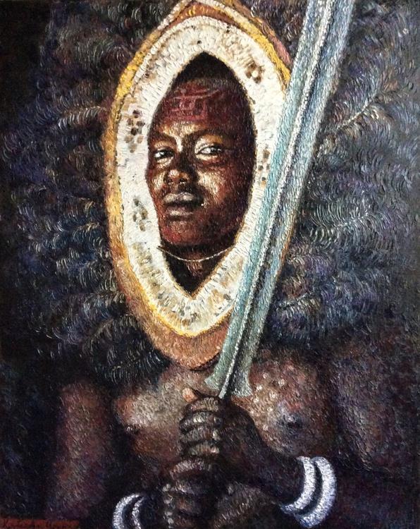 Maasai man - Image 0