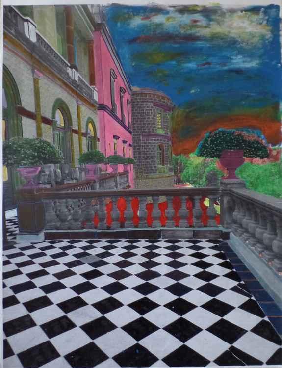 Chapultepec castel