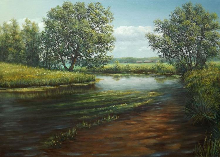 Summer River 2 - Image 0
