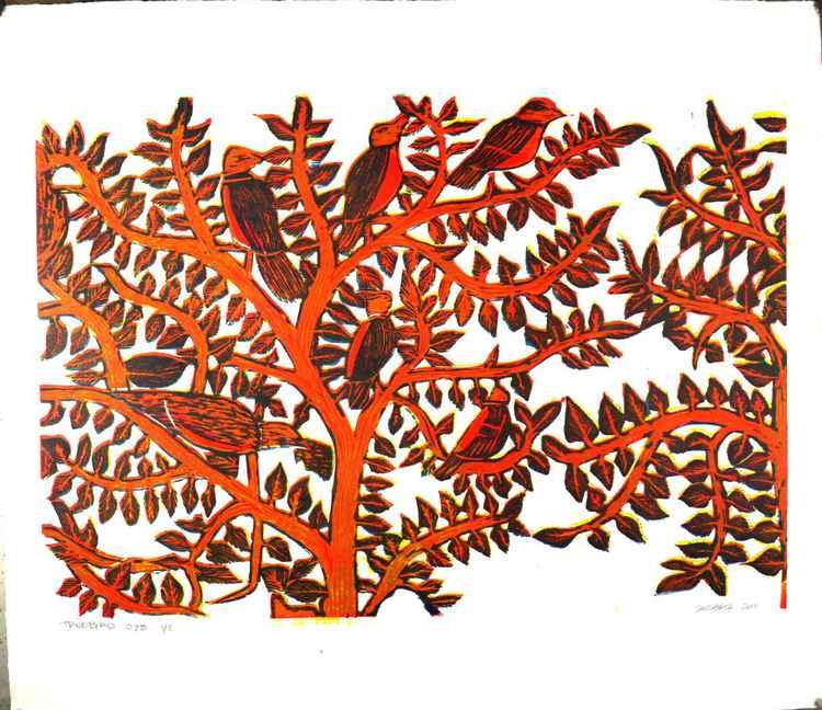 Tree Bird 4