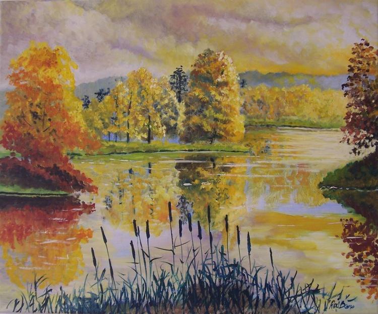 Autumn reflections - Image 0