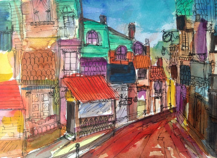 Quiet street - Image 0