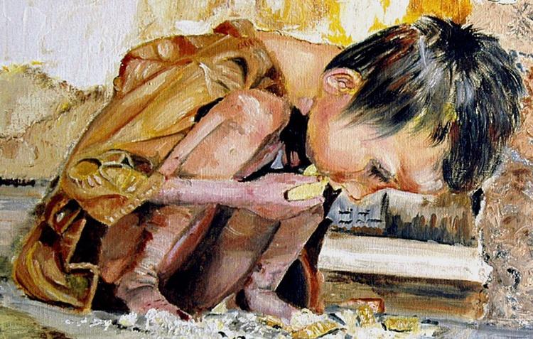 The Tragic World Series II - A Boy's Dinner - Image 0