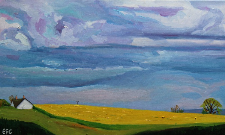 The Yellow Field - Image 0