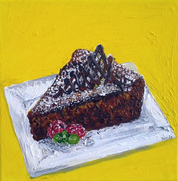"""Chocolate cake "" - Image 0"
