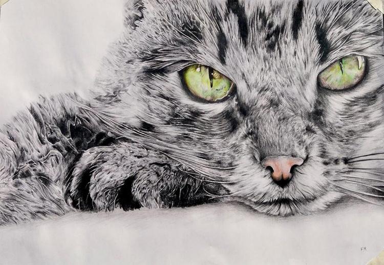 Green eyes - Image 0