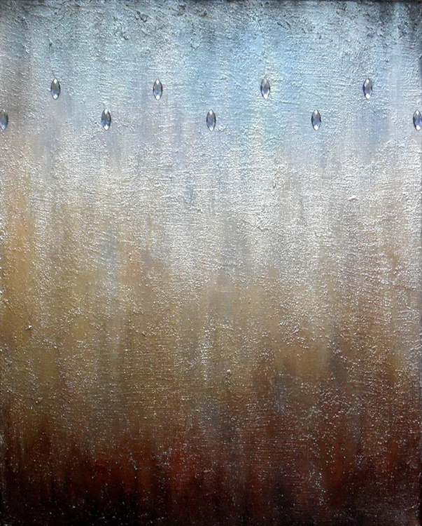 ACRYLIC ABSTRACT PAINTING - Image 0